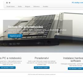 homepage pc-sluzby.net