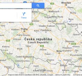Pohled na nové Google mapy