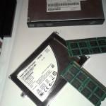 Komponenty HP 6510b