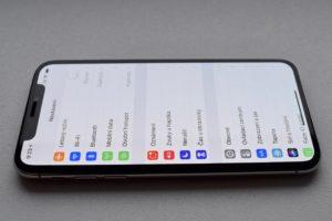 Ochranné sklo iPhone XS